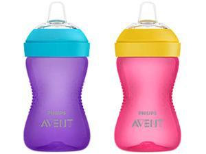 Philips Avent Flexible Silicone Spout Cup 10 oz. 2-pack, SCF801/22