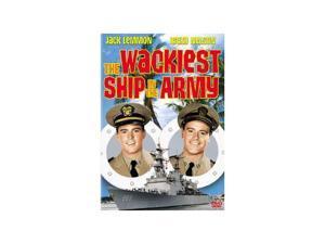 The Wackiest Ship In The Army Jack Lemmon, Ricky Nelson, John Lund, Chips Rafferty, Tom Tully, Joby Baker, Warren Berlinger, Patricia Driscoll, Mike Kellin, Richard Anderson