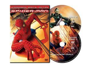 Spider-Man (Widescreen Special Edition) (2002 / DVD) Tobey Maguire, Kirsten Dunst, Willem Dafoe, James Franco, Cliff Robertson