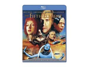 The Fifth Element (Remastered) (BR / WS 2.35 A / DD 5.1 / PCM 5.1 / ENG-SP-CH-PO-TH-SUB) Bruce Willis; Chris Tucker; Gary Oldman; Ian Holm; Milla Jovovich; Luke Perry; Brion James; Tommy Lister Jr.; L