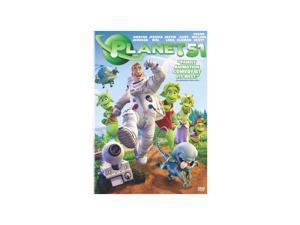 Planet 51 (DVD / WS 2.35 A / DD 5.1 / ENG-SP-SUB)