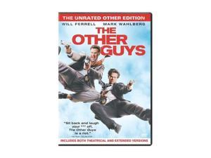 The Other Guys (Unrated DVD/WS/NTSC) Will Ferrell, Mark Wahlberg, Eva Mendes, Dwayne Johnson, Samuel L. Jackson
