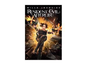 Resident Evil: Afterlife (DVD/WS/NTSC) Milla Jovovich, Ali Larter, Wentworth Miller, Sienna Guillory, Boris Kodjoe