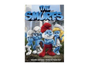 The Smurfs (DVD/WS/NTSC) Neil Patrick Harris, Jayma Mays, Hank Azaria, Sofia Vergara, Jonathan Winters (voice)