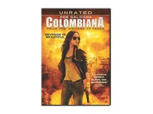 Colombiana (DVD/WS/NTSC) Zoe Saldana, Michael Vartan, Jordi Molla, Lennie James, Cliff Curtis