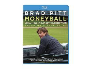 Moneyball (Blu-ray/WS) Brad Pitt, Jonah Hill, Philip Seymour Hoffman, Robin Wright Penn, Chris Pratt