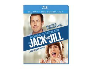 Jack and Jill (DVD + Blu-ray) Adam Sandler, Katie Holmes, Al Pacino, Natalie Gal, Allen Covert