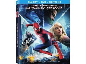 The Amazing Spider-Man 2 (DVD + UV Digital Copy + Blu-Ray) Andrew Garfield, Emma Stone, Jamie Foxx, Paul Giamatti, Dane DeHaan