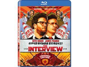 Interview (2014 / BLU-RAY / UV / WS 1.85A / DD 5.1 / ENG-INDONES-KOREAN-CHIN-MAN) Seth Rogen , James Franco , Lizzy Caplan , Randall Park , Diana Bang