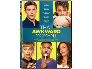 That Awkward Moment (UV Digital Copy + DVD) Zac Efron, Michael B. Jordan, Miles Teller, Imogen Poots, Jessica Lucas