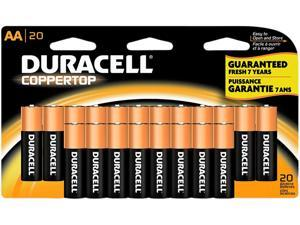 CopperTop Alkaline AA Batteries, 20/Pack MN1500B20Z