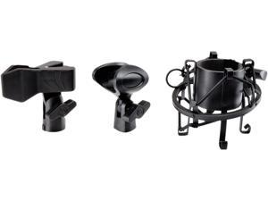 Pyle Pro(R) PMKSH04 Universal Table Clamp Pro Boom Shock Microphone Mount