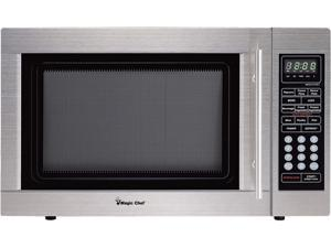 MAGIC CHEF MCD1310ST 1.3 cu Ft Microwave Oven SS