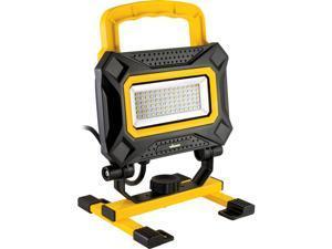Wagner 3500 Lumen LED Dimmable Color Adjust Worklight USB Charge Port - 240028