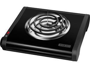 Spectrum Brands/Black & Decker 1-Burner Buffet Range SB1001B Unit: EACH
