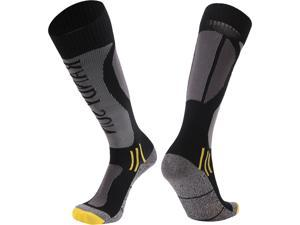 RANDY SUN Breathable Waterproof Socks Windproof Calf Outdoor Sports Hiking Socks