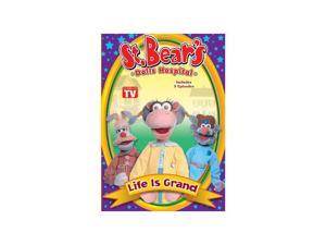 ST BEARS-DOLLS HOSPITAL-LIFE IS GRAND (DVD)-NLA