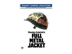 STUDIO DISTRIBUTION SERVI FULL METAL JACKET (DVD/1987/REPKG) D116311D