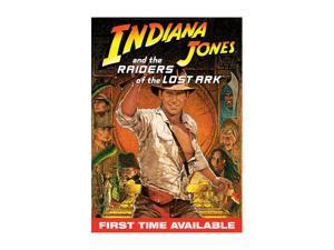 Indiana Jones and the Last Crusade (DVD / Special Edition / WS) - Newegg com