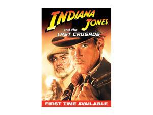Indiana Jones and the Last Crusade  (DVD / Special Edition / WS) Harrison Ford; Sean Connery; Denholm Elliott; Alison Doody; John Rhys-Davies; Julian Glover; River Phoenix; Michael Byrne; Kevork Malik
