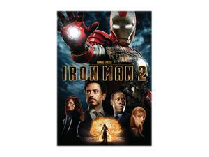 Iron Man 2 (Single-Disc Edition) (2010 / DVD / Dubbed / WS / NTSC) Robert Downey Jr., Don Cheadle, Scarlett Johansson, Mickey Rourke, Samuel Jackson, Gwyneth Paltrow, Sam Rockwell