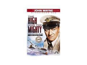 The High And The Mighty John Wayne, Claire Trevor, Laraine Day