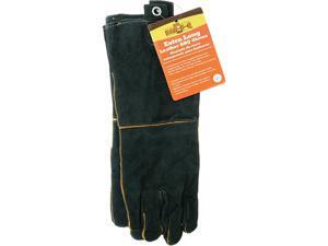 MR BAR B Q 40113Y Long Leather BBQ Gloves