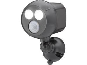 Mr Beams MB390 Wireless Motion Sensing UltraBright 400 Lumen LED Spotlight, Brown