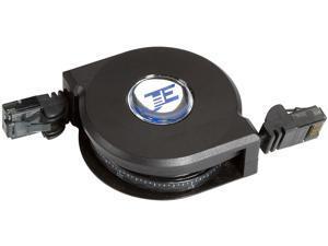 BLACK BOX CAT6-RETRACT CAT6 RETRACTABLE CABLE