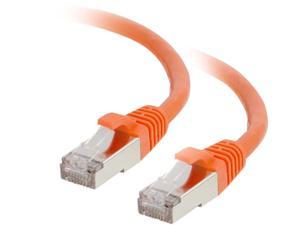 StarTech.com N6PATCH35OR Orange Gigabit Snagless RJ45 UTP Cat6 Patch Cable Orange 35-Feet