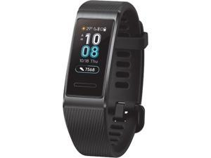 Huawei Watch Activity Tracker 55023081 Terra-B19 Band 3 Pro GPS Ain1 Track 5ATM WaterResist - Black