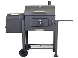 LANDMANN 560212 Vista Grill w Offset Smoker