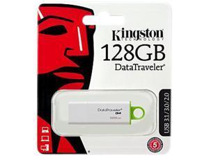 Kingston 128GB DataTraveler G4 USB 3.0 Flash Drive