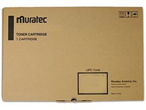 MURATEC OEM Toner Cartridge, BLACK, yield 15,000