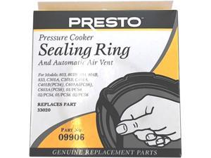 Presto Pressure Cooker Sealing Ring 09906