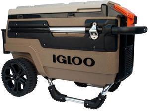 IGLOO 00034298 TRAILMATE JOURNEY,70 Qt.,Brown