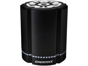 Enermax StereoSGL 4 Watt Bluetooth Wireless LED Speaker - Black