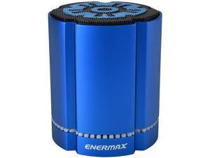 Enermax StereoSGL 4 Watt Bluetooth Wireless LED Speaker - Blue