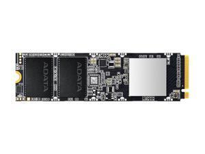 XPG SX8100 Series: 2TB PCIe Gen3x4 M.2 2280, 3D TLC Internal Solid State Drive