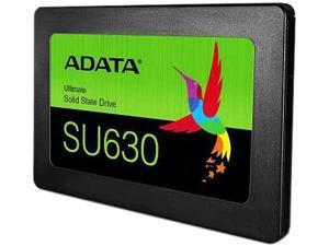 "ADATA Ultimate SU630 240GB SSD QLC 3D NAND 2.5"" SATA3 Internal Solid State Drive"