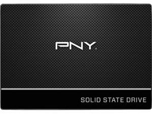 PNY Technologies - SSD7CS900-500-BLK - PNY CS900 500 GB Solid State Drive - 2.5 Internal - SATA (SATA/600) - Black