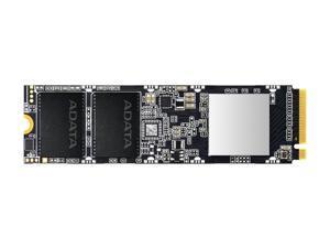 XPG SX8100 Series: 4TB PCIe Gen3x4 M.2 2280, 3D TLC Internal Solid State Drive