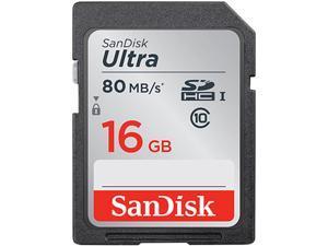 SanDisk SDSDUNC-016G-CN6IN ULTRA SD 80MB/S C10 U