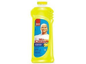 Multi-Surface Antibacterial Cleaner, Summer Citrus, 45 oz Bottle, 6/Carton 77131