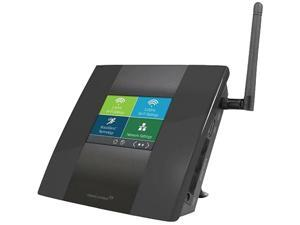 Amped Wireless TAPEX2-CA High Power Touch Screen AC750 Wi-Fi Range Extender
