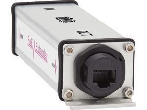 Tripp Lite Gigabit Ethernet PoE Extender Cat5e/6/6a 1-Port Water Resistant NPOEEXT1G30WP