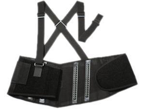 Ergodyne½ Medium ProFlex½ 2000SF Black High Performance V-Shaped Design Back Support With Sticky Fingers½ Stays