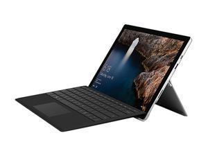 "Microsoft Surface Pro 4 Bundle DQQ-00001 Intel Core i5 6th Gen 6300U (2.40 GHz) 4 GB Memory 128 GB SSD 12.3"" Touchscreen 2736 x 1824 Detachable 2-in-1 Laptop with Type Cover Windows 10 Pro 64-Bit"