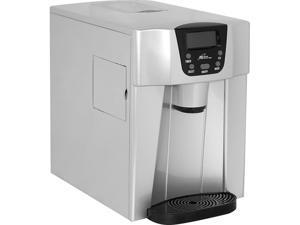 Royal Sovereign RIM-ED-12S Portable Electronic Countertop Ice Maker & Water Dispenser