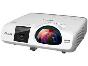 Epson BrightLink 536Wi LCD Projection with PC-Free Touch & Pen-Based Interactivity